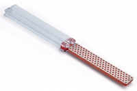 Алмазная плоская точилка DMT Diafold Fine #600, США