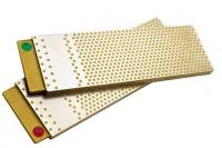 Алмазный брусок 8'' DuoSharp plus Fine/Extra Fine #600/1200 DMT, США