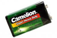 Батарейка крона 6F22-SP1K 6F22 SR1, Camelion