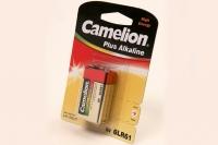 Батарейка крона Alkaline Plus 6LF22-BP1 6LF22 BL1 Camelion