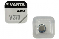Батарейка серебряно-цинковая часовая 370, Varta