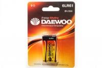 Батарейка Energy Alkaline 6LR61EA-1B 6LR61 BL1, Daewoo, Корея
