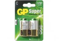 Батарейка тип С Super 14А-CR2 LR14 GP Batteries