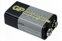 Батарейка Supercell 1604S/6F22 SR1, GP Batteries