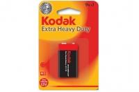 Батарейка крона Extra Heavy Duty 6F22 BL1 Kodak