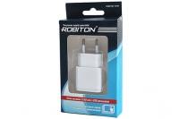 Блок питания USB2100 white, Robiton