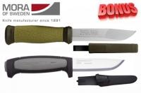 Бонус-пак: нож Mora 2000 и нож Robust Morakniv по спец. цене!