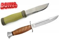Бонус-пак: ножи Финка-2 НКВД и Mora 2000