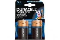 Батарейка тип D Turbo Max LR20, Duracell