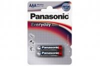 Батарейки Everyday Power AAA (2 шт.) Panasonic