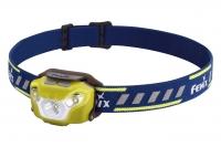 Налобный светодиодный фонарь HL26R-yellow (450 лм) Fenix