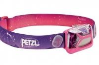 Фонарь налобный светодиодный TIKKID (pink) Petzl