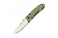 Нож складной G704 (зеленый) Ganzo, КНР