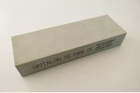 Камень точильный водный SiC F800 152х50х25 мм Gritalon, Россия