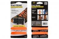 Комплект шнурков с безузловым креплением (orange) Nite Ize