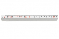 Метр складной пластиковый 2 м HK 2/10G Sola
