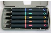 Набор инструментов для резьбы по дереву Yoshiharu Y-GX-5