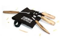 Набор для вырезания ложек Profi из 4 штук Narex