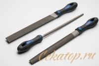 Набор напильников 150 мм из 3 шт. Ajax
