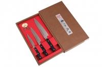 Набор ножей Professional из 3 шт. Satake