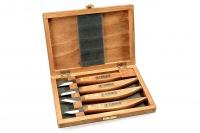 Набор ножей для резьбы Profi из 4 шт. Narex