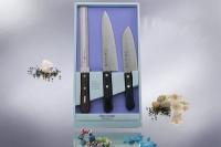 Набор ножей Tojiro Gift FG-82 в подарочной упаковке