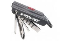 Мультиинструмент Screwz-All 7 в 1 Swiss+Tech