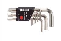 Набор штифтовых шестигранных ключей WIHA 351 H9 001174, 9шт, Германия