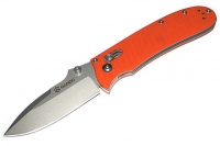 Нож складной G704 (оранжевый) Ganzo, КНР
