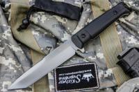Нож Aggressor (AUS-8, Kraton) Kizlyar Supreme