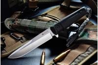 Нож Alpha (D2, Satin) Kizlyar Supreme, Россия