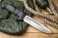 Нож Centurion (AUS-8, Satin) Kizlyar Supreme