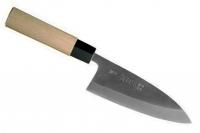 """Нож кухонный """"Дэба"""" для разделки рыбы 13,5 см Masahiro"""
