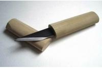 Нож для резьбы по дереву Yoshiharu A-600/L для левши