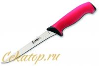 Нож филейный 180 мм 2207 TR (red) Jero