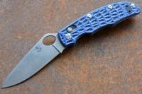 Нож складной «Голем» (blue) Steelclaw, КНР