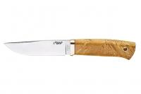 Нож Гризли (440C, карельская береза) Южный Крест, Россия