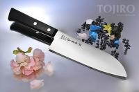 Кухонный нож Kanetsugu серии 21 EXEL 2011 из молибден-ванадиевой стали
