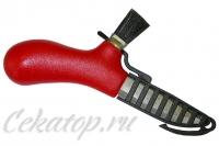 Грибной нож Karl Johan mushroom knife, Mora of Sweden, Швеция