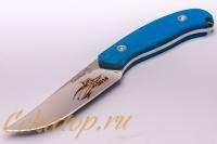 Нож «Касатка 2014 Бобслей» (синий) Кизляр, Россия