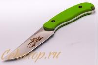 Нож «Касатка 2014 Бобслей» (зеленый) Кизляр