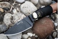 Нож Крот (черный) Кизляр, Россия