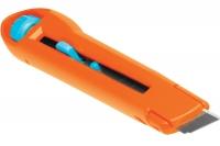 Нож строительный/обойный 0509, ЦИ, с шириной лезвия 18 мм