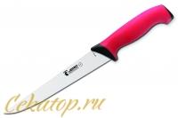 Нож разделочный 200 мм 1280 TR (red) Jero