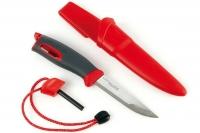 Нож с огнивом Swedish FireKnife (красный), Light my Fire, Швеция