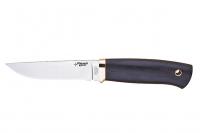 Нож Сапсан (440C, черный граб) Южный Крест, Россия