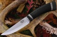 Нож Scandi CPM-3V с рукоятью из черной микарты