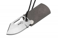 Нож складной Dog Tag Knife (сталь 440C) Böker Plus, Германия