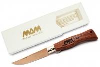 Складной нож Douro Titanium 90 мм (бубинга) MAM