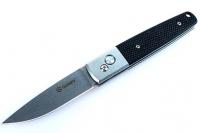 Нож складной G7212 (черный) Ganzo